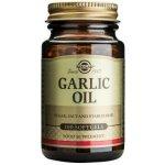 Solgar Česnekový olej bez zápachu 100 cps.