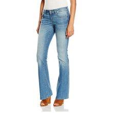 Guess dámské džíny světle modré 257eb28900