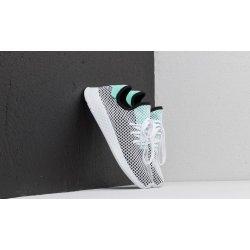 Adidas Deerupt Runner Core Black/ Easy Green/ Ftw White