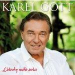 Karel Gott - Lidovky mého srdce CD