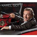 Karel Gott - 70 hitů - Když jsem já byl tenkrát kluk CD