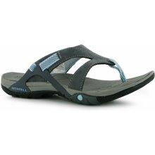 Merrell Azura Flip Sandals Ladies, grey