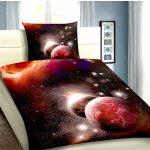 Xpose 3D povlečení Galaxie 140x200 70x90