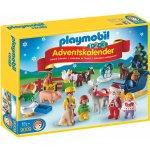 Playmobil 9009 Adventní kalendář Vánoce na statku 1.2.3