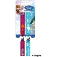 Festivalový náramek Frozen set 2 kusy FWR68014 CurePink
