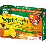 MaxiVita SeptAngin med a citron 16pastilek