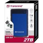 Transcend StoreJet 25H3 2TB, TS2TSJ25H3B