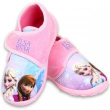 Setino dívčí papuče/bačkory Frozen