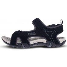 NORDBLANC outdoorové sandály Slack NBSS68 černé