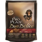 PURINA PRO PLAN Dog Duo Delice Small & Mini Adult hovězí 2,5 kg