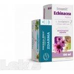 Echinaceové kapky Imunit s ženšenem a hlívou 100 ml