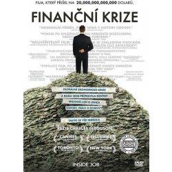 Finanční krize DVD