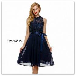 ee88ec28f91 Plesové šaty s krajkou mini 7004354-3 modrá alternativy - Heureka.cz