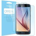 Samsung G920 / Galaxy S6 - Ochranná fólie - Spigen SP Ultra Crystal / Polykarbonátová