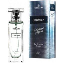 4ce82720e6bb9 Santini Cosmetic Santini Christian parfém pánský 50 ml alternativy ...