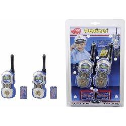 Interaktivní hračky Johntoys Policejní vysílačky
