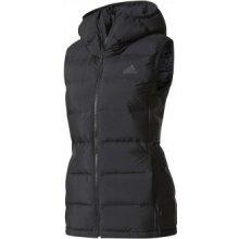 78d4a7dd8 Adidas Helionic Down Hooded Vest černá