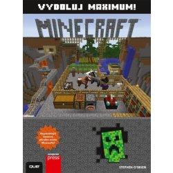 Kniha Minecraft - Stephen O'Brien