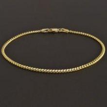 Goldpoint dámský zlatý náramek pevný 1.11.NR005432.18
