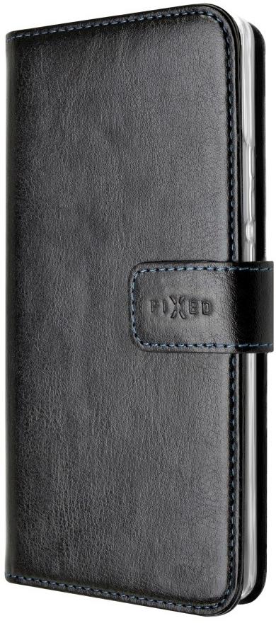 Pouzdro FIXED Opus Samsung Galaxy J3 2016 černé od 99 Kč - Heureka.cz 92720671f1b