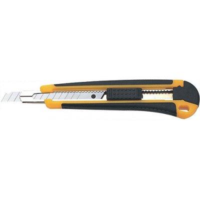 Nůž STREND PRO UK086-9, 09 mm, plastový, odlamovací ST222373