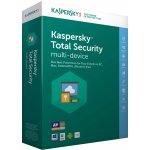 Kaspersky Total Security multi-device 5 lic. 2 roky update (KL1919XCEDR)
