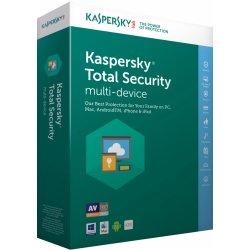 Kaspersky Total Security multi-device 5 lic. 1 rok (KL1919XCEFS)