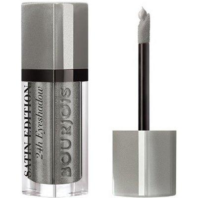 Bourjois Satin Edition 24h Eyeshadow oční stíny 06 Drive Me Grey-zy 8 ml