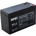 MHPower Pb akumulátor VRLA AGM 12V/7Ah (MS7-12); MS7-12