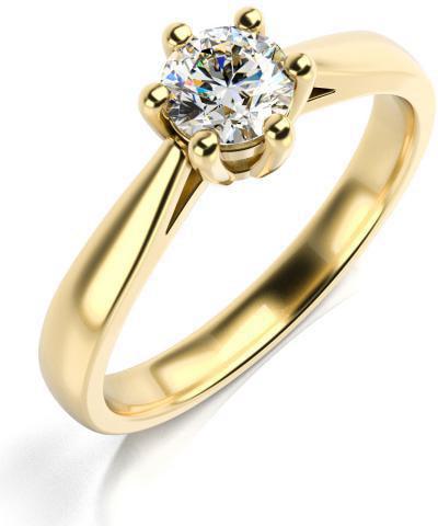 b1f82a35fa1 Eppi Zásnubní prsten s 0.41ct moissanitem Into R34745 od 16 780 Kč -  Heureka.cz