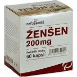 Nefdesanté Ženšen 200 mg 60 tablet