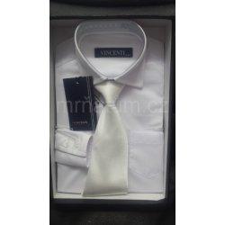 Chlapecká košile s dlouhým rukávem a kravatou od 598 Kč - Heureka.cz cbcc8f20b3