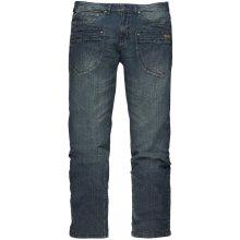 Džíny Men Plus dark blue used as