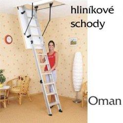 Oman schody