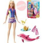 Mattel Barbie magický delfín