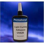 PERMABOND UV 620 UV lepidlo univerzální sklo 250g