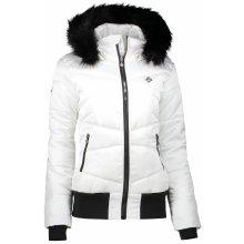 Dámské bundy a kabáty bílá 929f2ac34e7