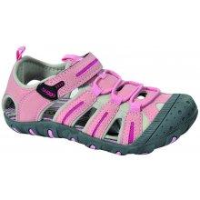 c5ac02dcde4 Bugga B015 sandály dívčí růžová