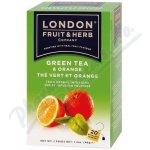 LFH čaj zelený s pomerančem 20 x 2 g n. s.