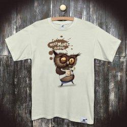 5e18843e59b Vtipné tričko s potiskem Kafe a sova od 589 Kč - Heureka.cz