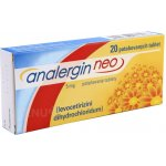 Analergin Neo 5mg por.tbl.flm.20x5mg