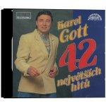 Karel Gott - 42 největších hitů CD