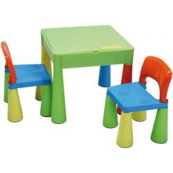 8d8613544cf0 ... dětské stoly a židle. Tega dětský stůl a dvě ždidličky Mamut multicolor