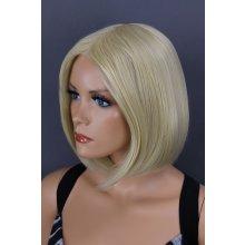 Elementrix dámská paruka krátká blond 119a