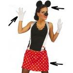 Souprava Minnie sukně uši nos