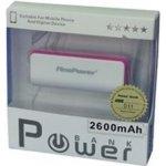 FinePower Power Bank 011 růžová