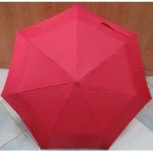 Skládací mini deštník Blue Drop A885DC červený