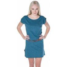 01c65fdc4180 Alife And Kickin dámské teplákové šaty Elli modrá