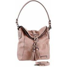 0359849ff5 Tamaris kabelka Adelia Hobo Bag S 3010191-521 Rose