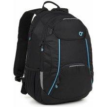a8f94b2e5 Svítící batoh Topgal TONY 18052 B/Black/Blue 32 L